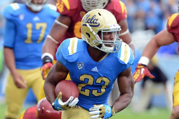 UCLA RB Johnathan Franklin Expected to Get More Work in Pac-12 Championship