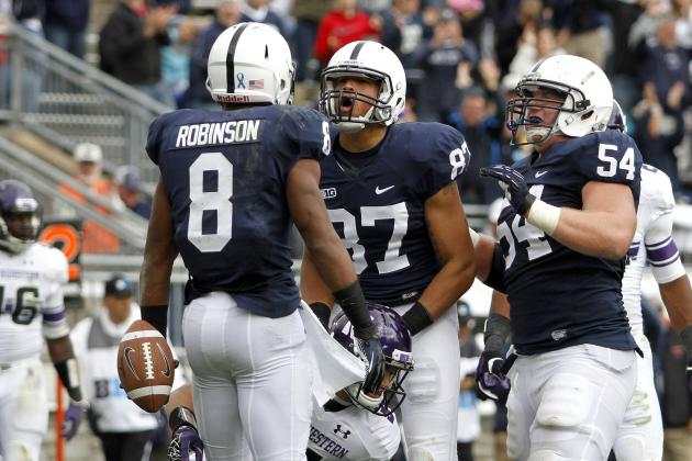Big Ten Football Q&A: 2013 Skill Position Leaders, Unceasing Futility and More