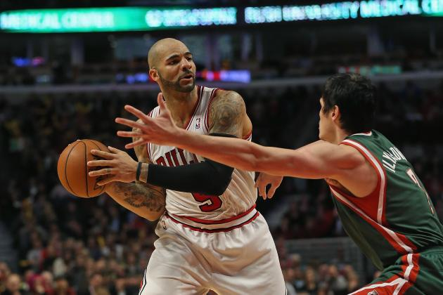 Bulls Beat Mavericks 101-78