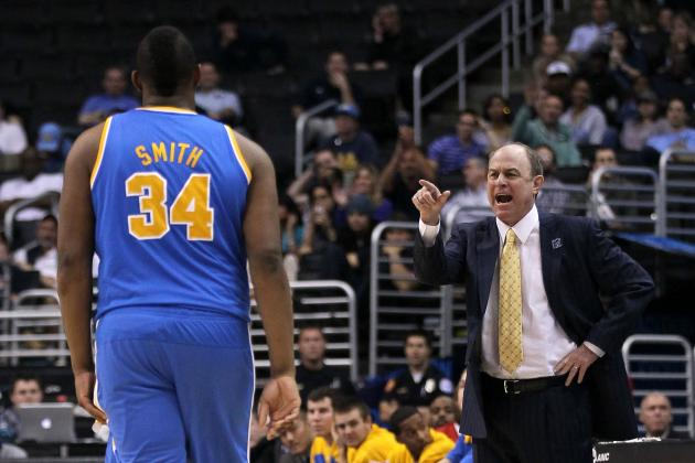 Joshua Smith Transferring from UCLA: What This Means for Ben Howland's Future