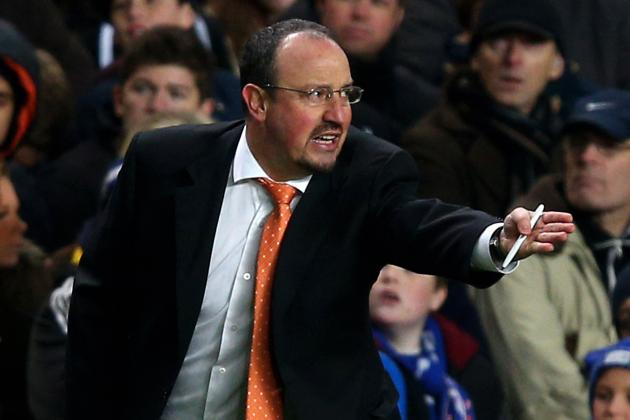 Chelsea Manager Rafael Benitez Insists His Side Can Still Win League