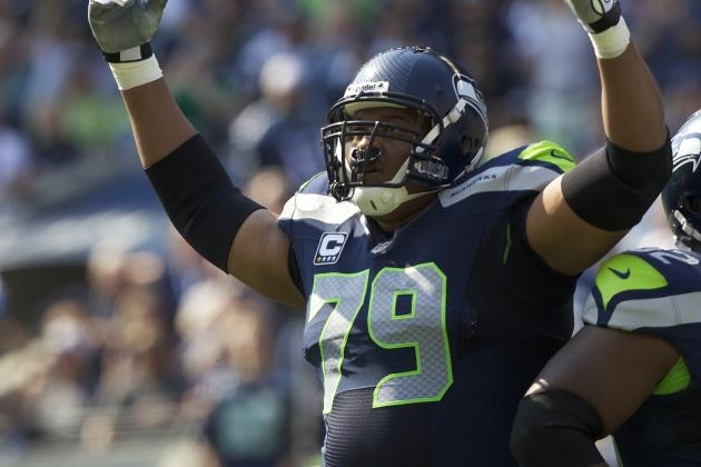 Seattle DE Red Bryant Questionable vs. Chicago