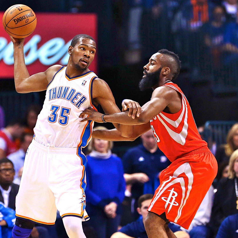 Houston Rockets Vs Oklahoma City Thunder: Houston Rockets Vs. OKC Thunder: Live Analysis, Score