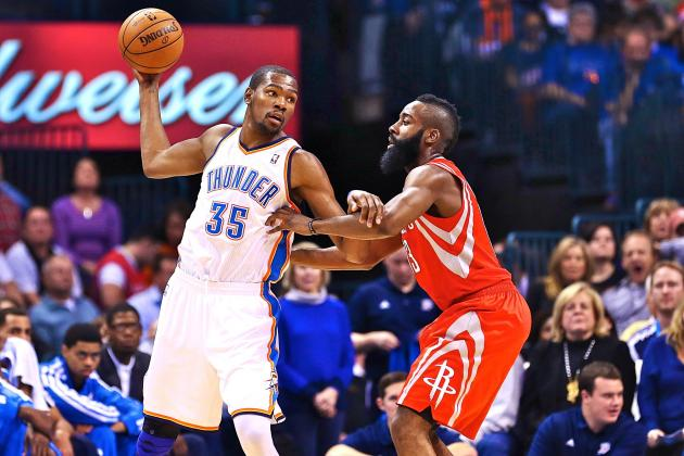 Houston Rockets vs. OKC Thunder: Live Analysis, Score Updates, Highlights