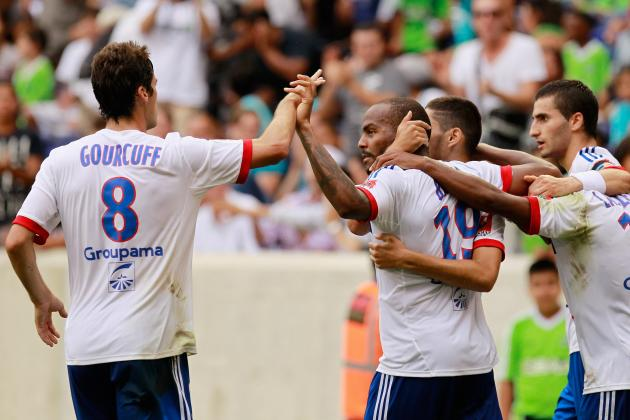 Olympique Lyon's Rebuilding Plan Is Starting to Take Shape