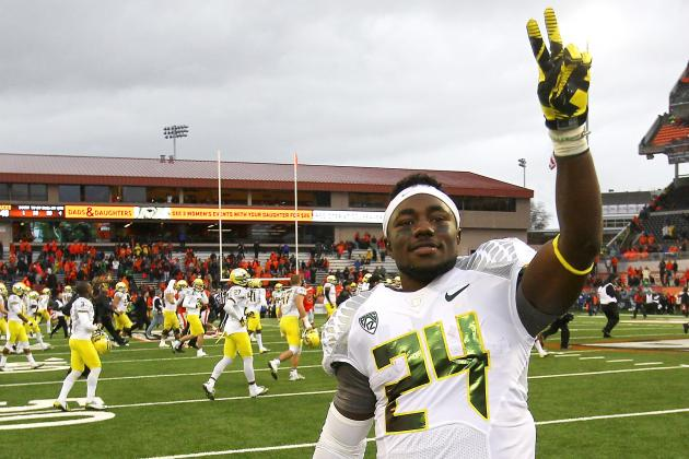 Oregon Football: How Ducks Match Up Against Kansas State, Oklahoma and Florida