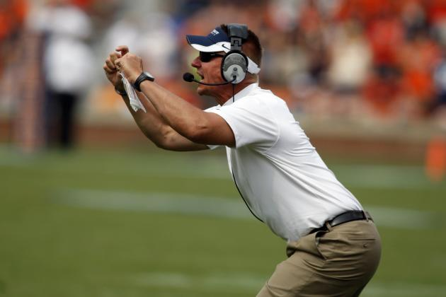 Cal Contacts Utah State's Gary Andersen About Its Football Coaching Position