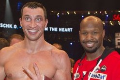 Wladimir Klitschko Confirms Banks Will Remain His Full-Time Cornerman