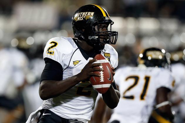 Southern Miss Quarterback Anthony Alford Charged, Suspended Following Fight