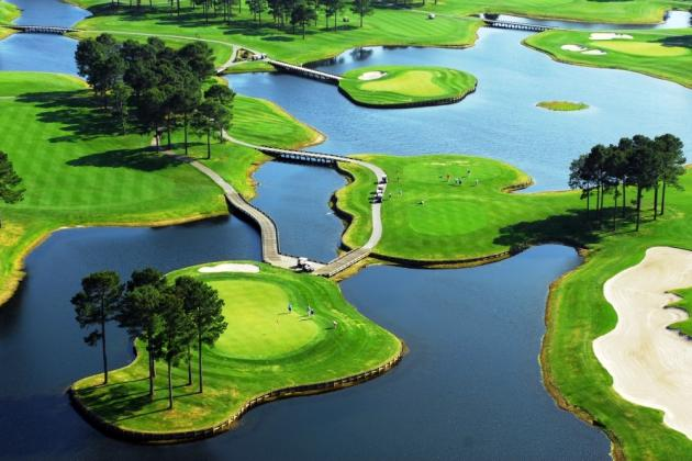 Golf Is Mystical in Myrtle Beach!