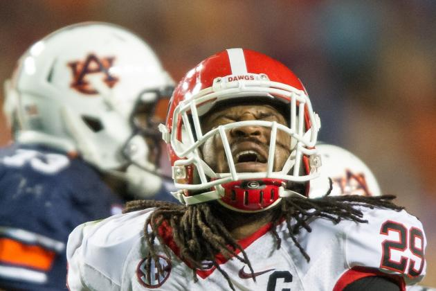 Bulldogs Believe SEC Championship Is Jarvis Jones' Kind of Game