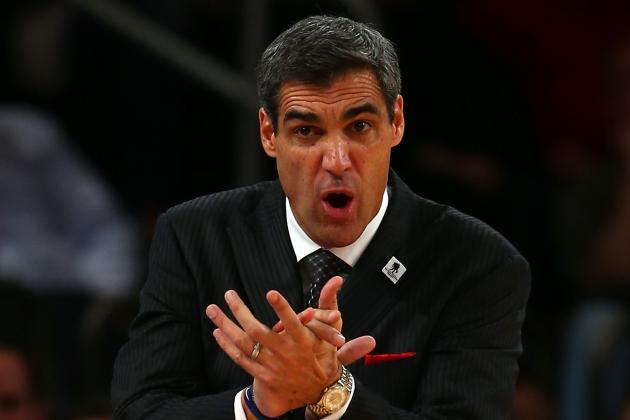 Villanova Basketball: Blueprint for Jay Wright to Turn Around 3-3 Wildcats