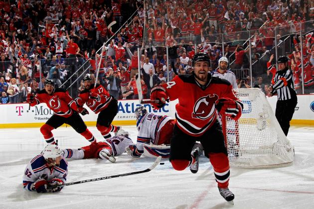New Jersey Devils: Adam Henrique to Miss 4-6 Weeks with Thumb Injury
