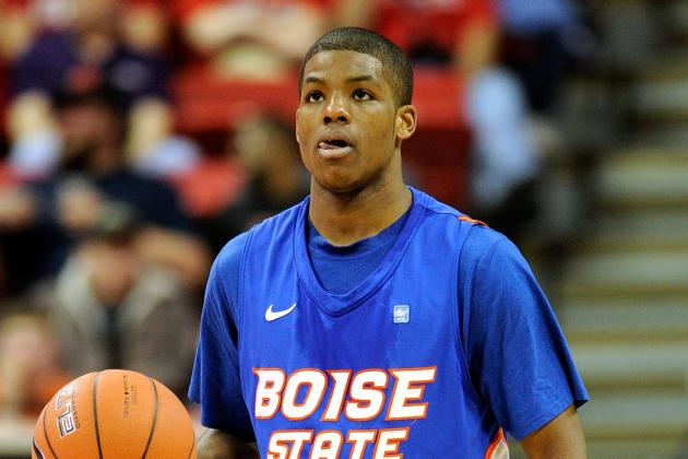 Marks Drops 35 as Boise St. Shocks Creighton