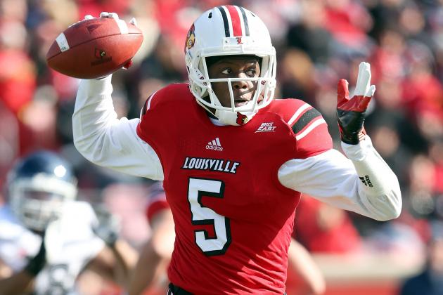 Louisville vs. Rutgers: Why Fans Should Root for Cardinals to Win, Make BCS Bowl