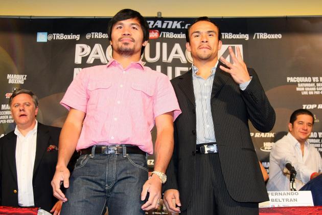 Manny Pacquiao vs. Juan Manuel Marquez 4: Send in Your Official Predictions!
