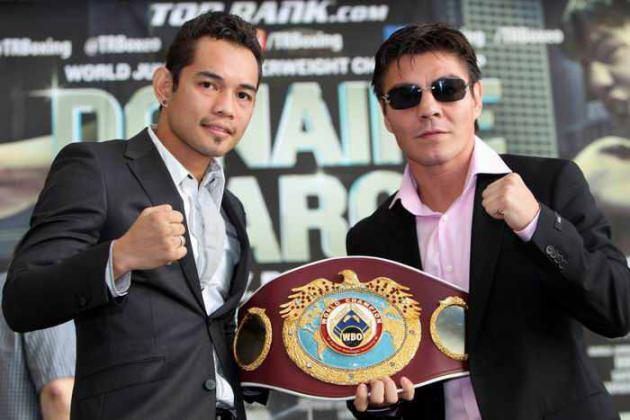 Jorge Arce: Nonito Donaire Bout on December 15 Will Be