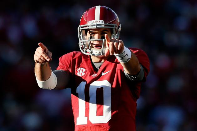 Alabama vs. Georgia: Ranking the Most Important Players in the SEC Championship