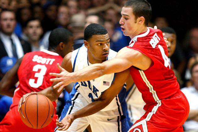 Ohio State vs Duke: Live Score, Reaction and Analysis for ACC-Big Ten Challenge