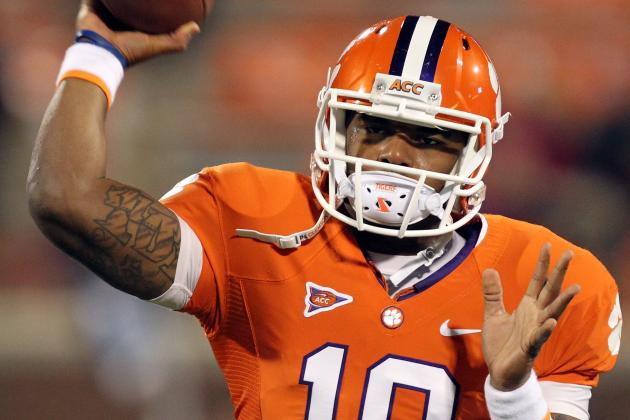 Tajh Boyd to Submit Draft Paperwork; Undecided on Future