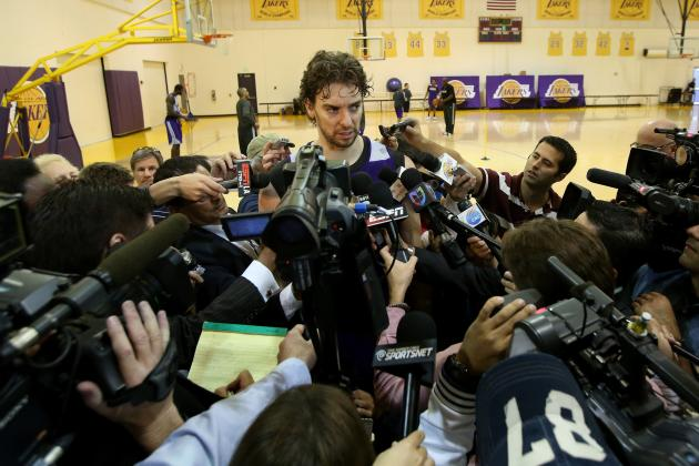 Mike D'Antoni Is Right, Pau Gasol Will Work in the LA Lakers Offense