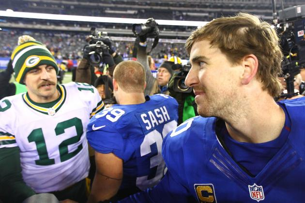 NFL Schedule Week 13: Giants vs Redskins and Most Important Games on the Slate