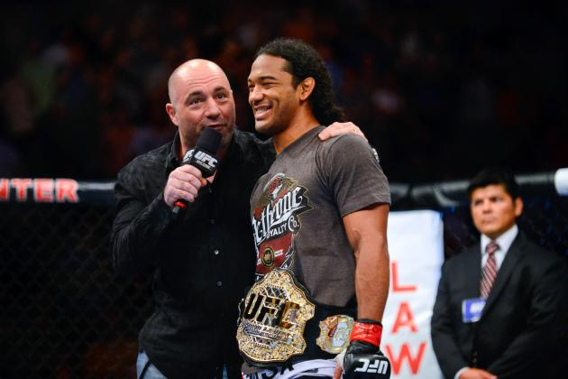 Benson Henderson: Looking to Be Known as One of the Greatest Lightweights Ever