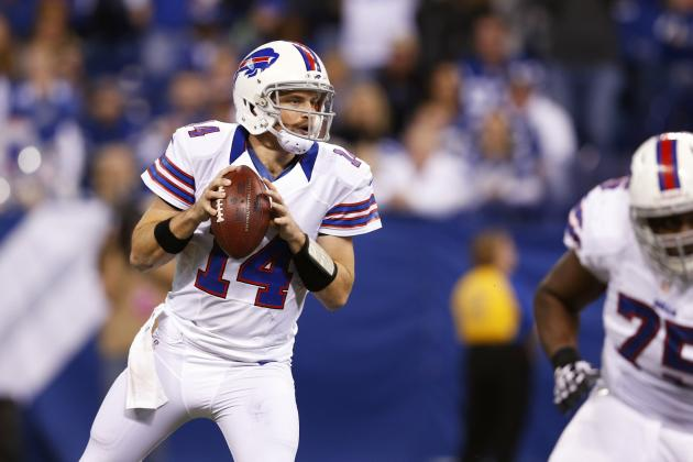 Bills HC Chan Gailey Will Stick with Ryan Fitzpatrick and Other AFC East News