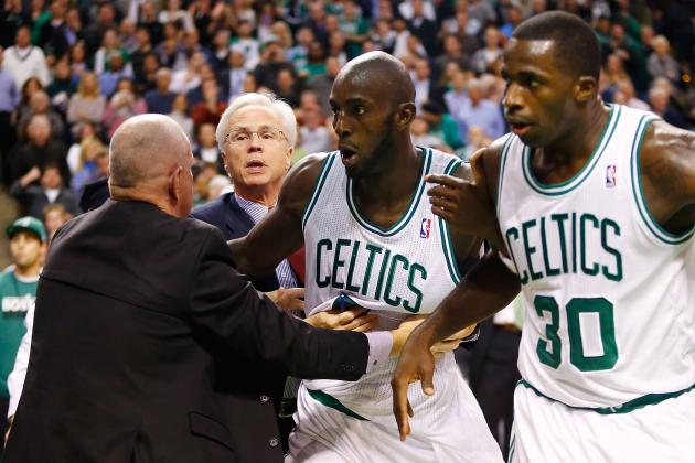 Why It's Critical for Boston Celtics to Get Kevin Garnett More Involved