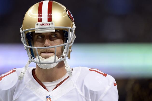 After Colin Kaepernick Named Starter, What's Next for Alex Smith?