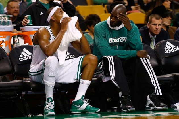 Boston Celtics Must Overhaul Offensive System to Hide Old Age