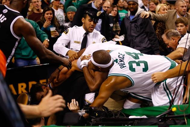 Rondo Sticking Up for KG More Important Than Streak Ending