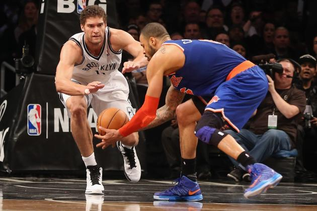 Where and How to Attack the Brooklyn Nets in 2012-13