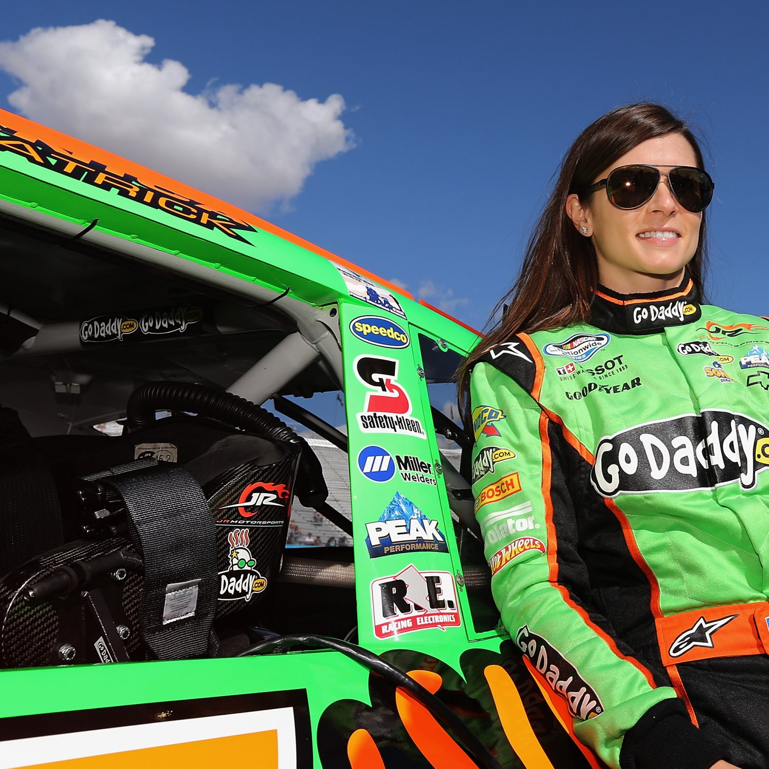 Top 10 Sprint Cup : Nascar sprint cup tracks that set up well for danica