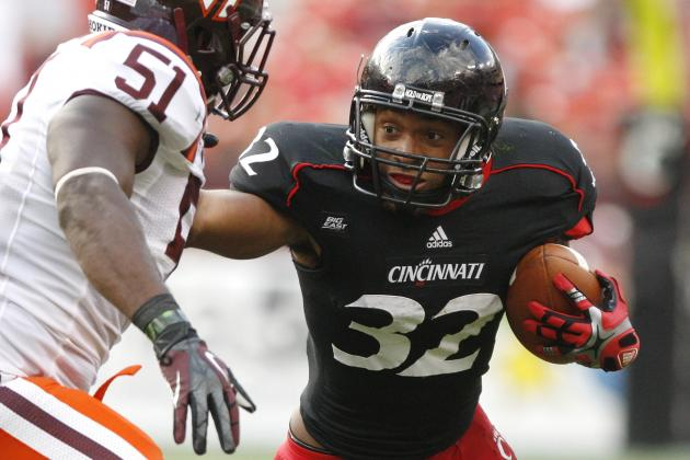Cincinnati vs. Connecticut: Latest Spread Info, BCS Impact and Predictions