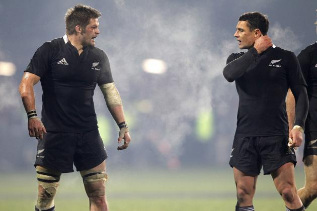 Rugby: McCaw, Carter, Michalak, Farrell Short Listed for Player of the Year