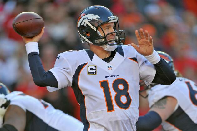 Peyton Manning and QBs Who Will Dominate at Home in Week 13