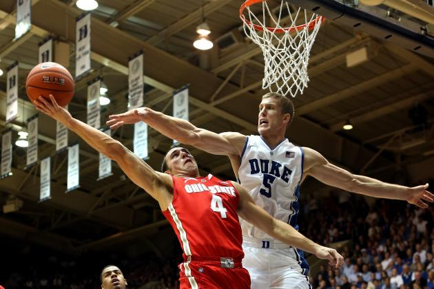How Mason Plumlee Went from Good Pro Prospect to Great College Player