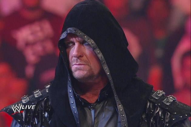 Report: Undertaker's 'Likely' WrestleMania 29 Opponent Revealed