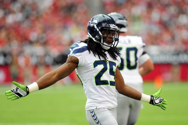 Richard Sherman: Don't Buy the Report on His Alleged PED Use