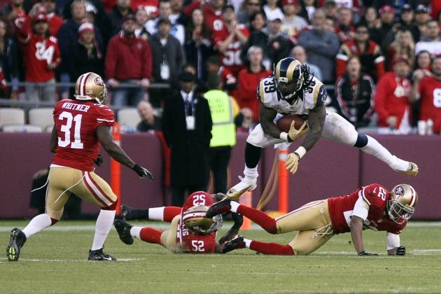 St. Louis Rams' Biggest Game Comes in Rematch Against 49ers