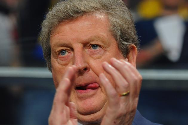 Roy Hodgson Would Be Happy If England Made World Cup Via Play-Offs