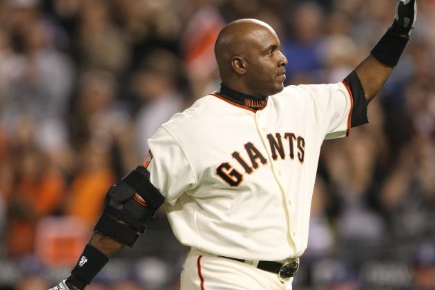 Barry Bonds Eligible for Hall of Fame in 2013, May Have Long Wait Ahead of Him