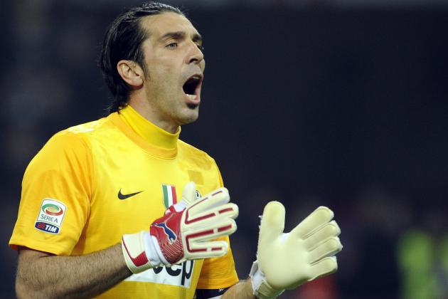 Buffon Makes Parma Admission