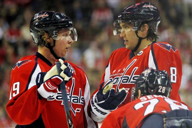 Washington Capitals: Will Ovechkin and Backstrom Benefit from Time in KHL?