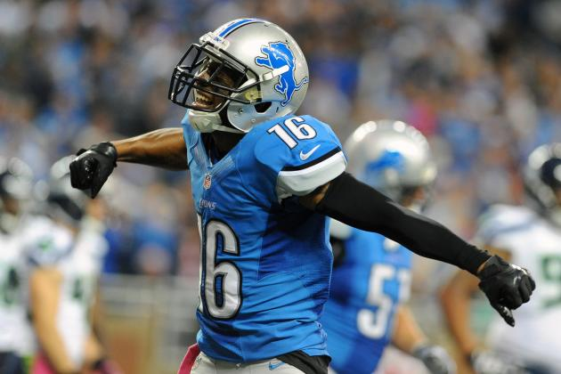 Lions Benched Titus Young for Sabotaging Their Passing Offense