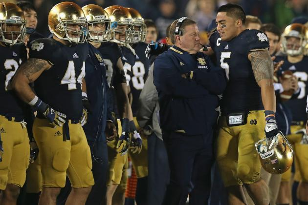 Notre Dame Football: What Irish's Return to Prominence Means to College Football