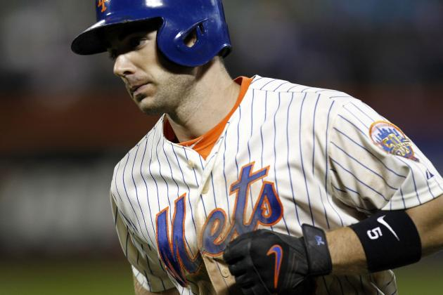 Third Baseman David Wright Weighs NY Mets' Eight-Year, $140 Million Offer