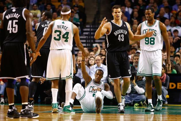 Doc Rivers Must Use Rajon Rondo vs. Kris Humphries Fight to Motivate Celtics