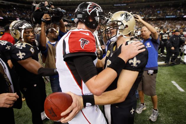 2012 Saints: Why Drew Brees Is a Better MVP Candidate Than Matt Ryan